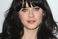 Zooey-deschanel-makeup-for-black-hair-side